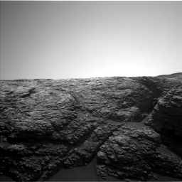 Nasa's Mars rover Curiosity acquired this image using its Left Navigation Camera on Sol 2924, at drive 2638, site number 82
