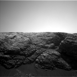 Nasa's Mars rover Curiosity acquired this image using its Left Navigation Camera on Sol 2924, at drive 2644, site number 82
