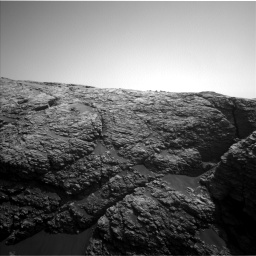 Nasa's Mars rover Curiosity acquired this image using its Left Navigation Camera on Sol 2924, at drive 2674, site number 82