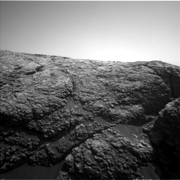 Nasa's Mars rover Curiosity acquired this image using its Left Navigation Camera on Sol 2924, at drive 2680, site number 82