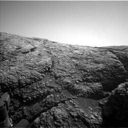 Nasa's Mars rover Curiosity acquired this image using its Left Navigation Camera on Sol 2924, at drive 2710, site number 82