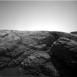 Nasa's Mars rover Curiosity acquired this image using its Right Navigation Camera on Sol 2924, at drive 2656, site number 82