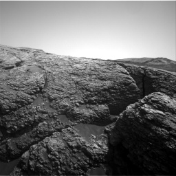 Nasa's Mars rover Curiosity acquired this image using its Right Navigation Camera on Sol 2924, at drive 2686, site number 82