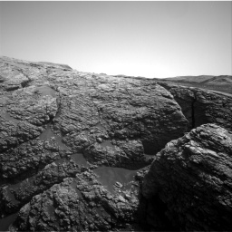 Nasa's Mars rover Curiosity acquired this image using its Right Navigation Camera on Sol 2924, at drive 2692, site number 82