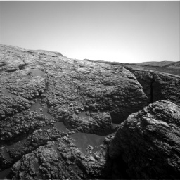 Nasa's Mars rover Curiosity acquired this image using its Right Navigation Camera on Sol 2924, at drive 2698, site number 82