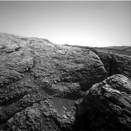 Nasa's Mars rover Curiosity acquired this image using its Right Navigation Camera on Sol 2924, at drive 2704, site number 82