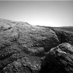 Nasa's Mars rover Curiosity acquired this image using its Right Navigation Camera on Sol 2924, at drive 2710, site number 82