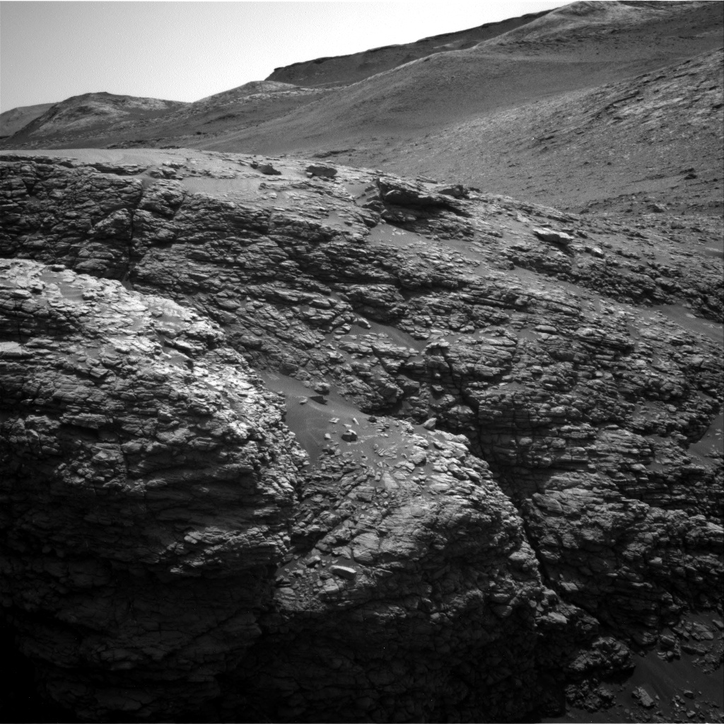 Nasa's Mars rover Curiosity acquired this image using its Right Navigation Camera on Sol 2924, at drive 0, site number 83