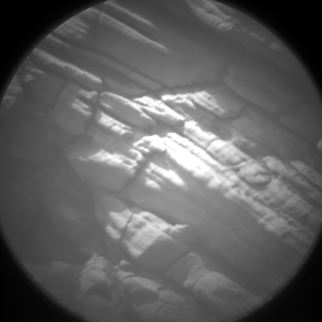 Nasa's Mars rover Curiosity acquired this image using its Chemistry & Camera (ChemCam) on Sol 2925, at drive 0, site number 83