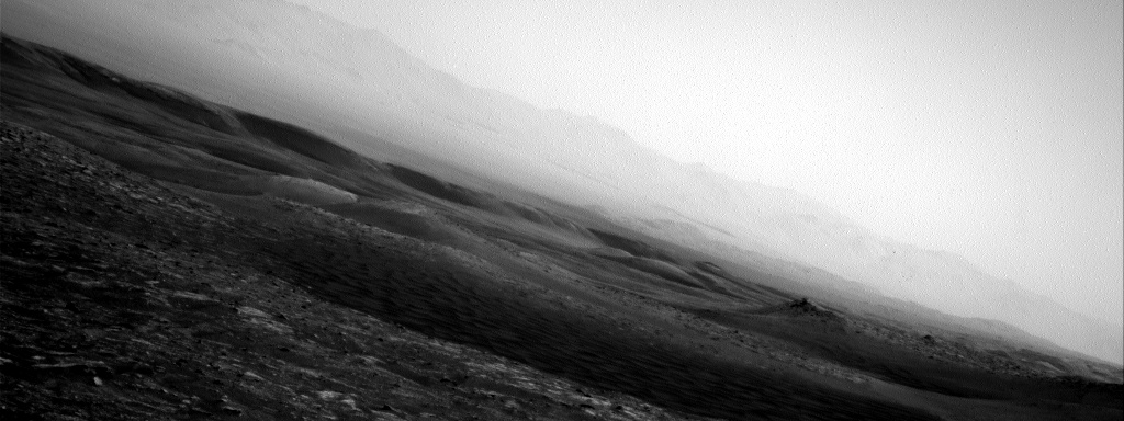 Nasa's Mars rover Curiosity acquired this image using its Right Navigation Camera on Sol 2925, at drive 0, site number 83