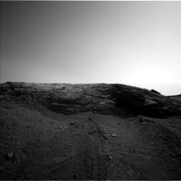 Nasa's Mars rover Curiosity acquired this image using its Left Navigation Camera on Sol 2926, at drive 66, site number 83