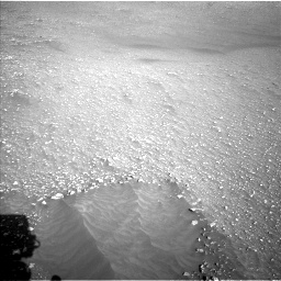 Nasa's Mars rover Curiosity acquired this image using its Left Navigation Camera on Sol 2926, at drive 138, site number 83