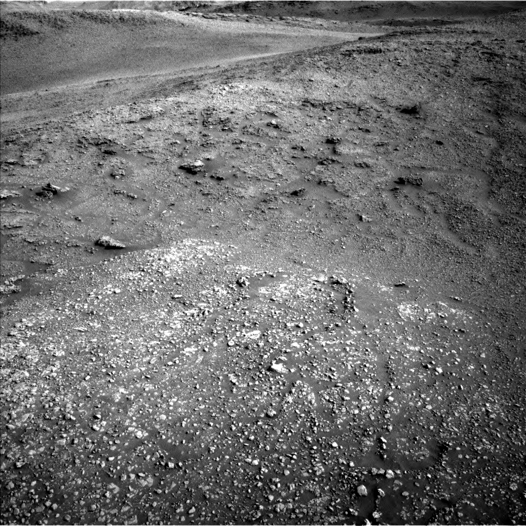Nasa's Mars rover Curiosity acquired this image using its Left Navigation Camera on Sol 2926, at drive 270, site number 83