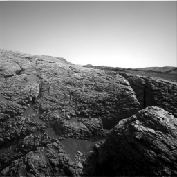 Nasa's Mars rover Curiosity acquired this image using its Right Navigation Camera on Sol 2926, at drive 0, site number 83