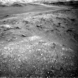 Nasa's Mars rover Curiosity acquired this image using its Right Navigation Camera on Sol 2926, at drive 264, site number 83
