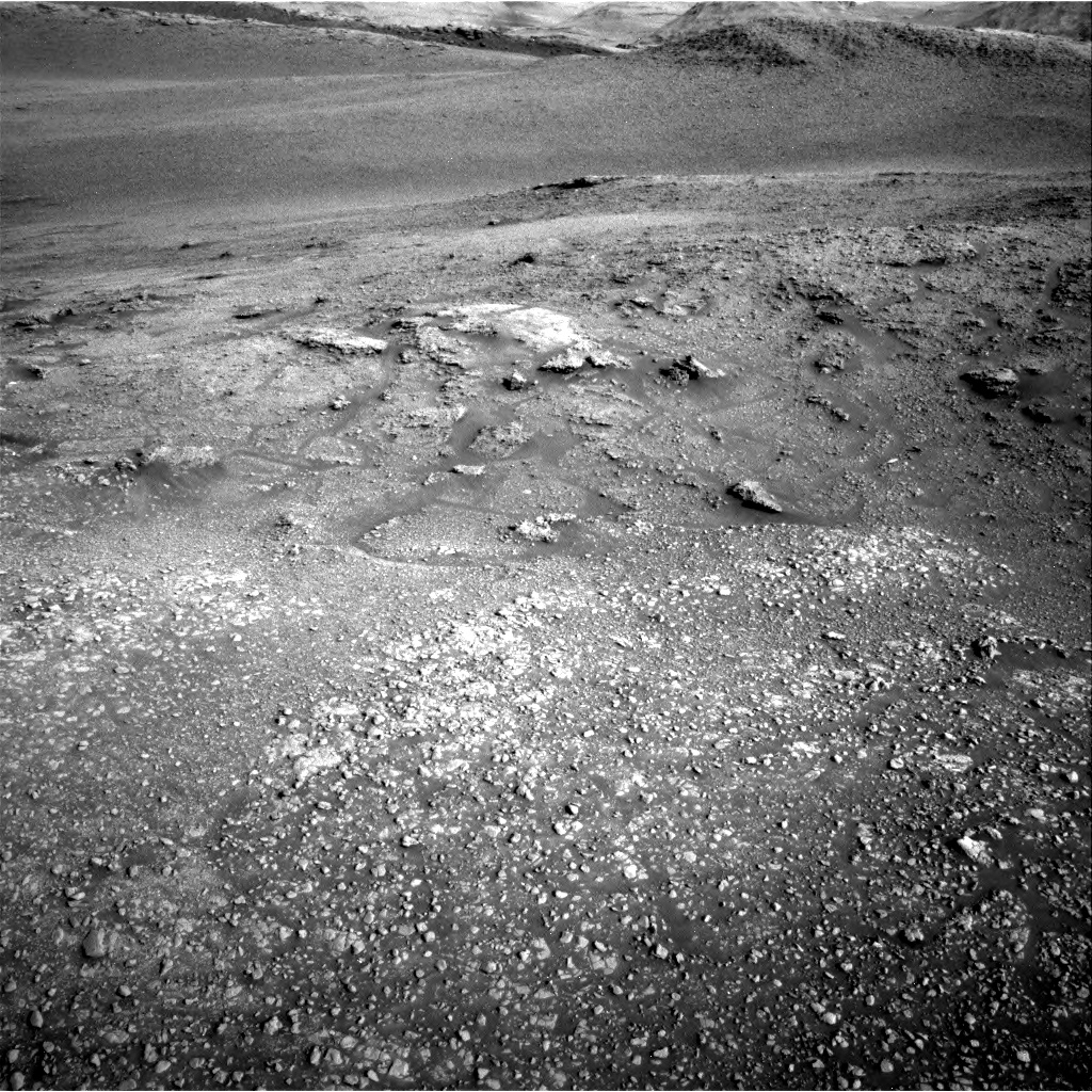 Nasa's Mars rover Curiosity acquired this image using its Right Navigation Camera on Sol 2926, at drive 270, site number 83