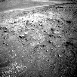 Nasa's Mars rover Curiosity acquired this image using its Right Navigation Camera on Sol 2926, at drive 288, site number 83