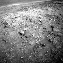 Nasa's Mars rover Curiosity acquired this image using its Right Navigation Camera on Sol 2926, at drive 294, site number 83