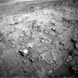 Nasa's Mars rover Curiosity acquired this image using its Right Navigation Camera on Sol 2926, at drive 300, site number 83