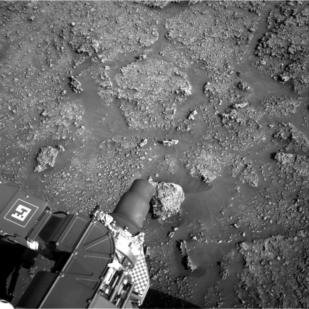 Nasa's Mars rover Curiosity acquired this image using its Right Navigation Camera on Sol 2926, at drive 306, site number 83