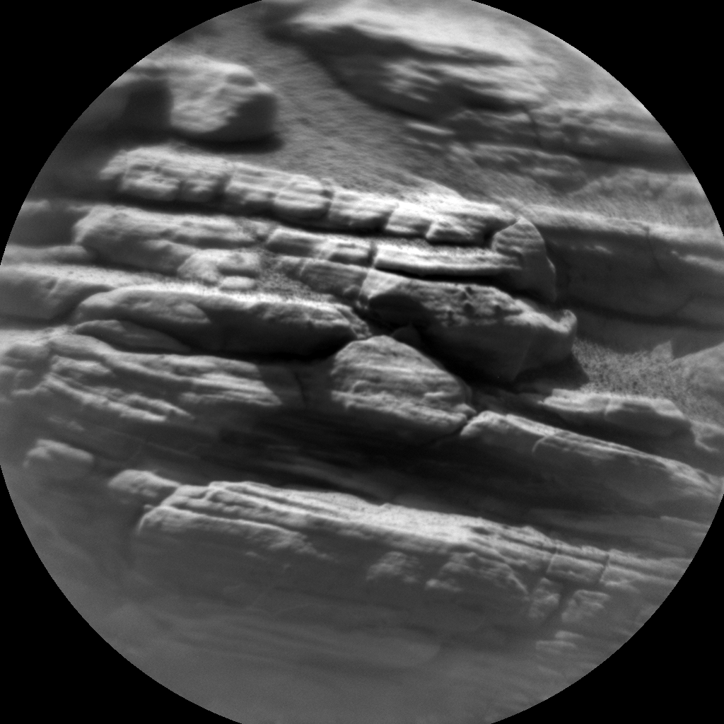 Nasa's Mars rover Curiosity acquired this image using its Chemistry & Camera (ChemCam) on Sol 2926, at drive 0, site number 83