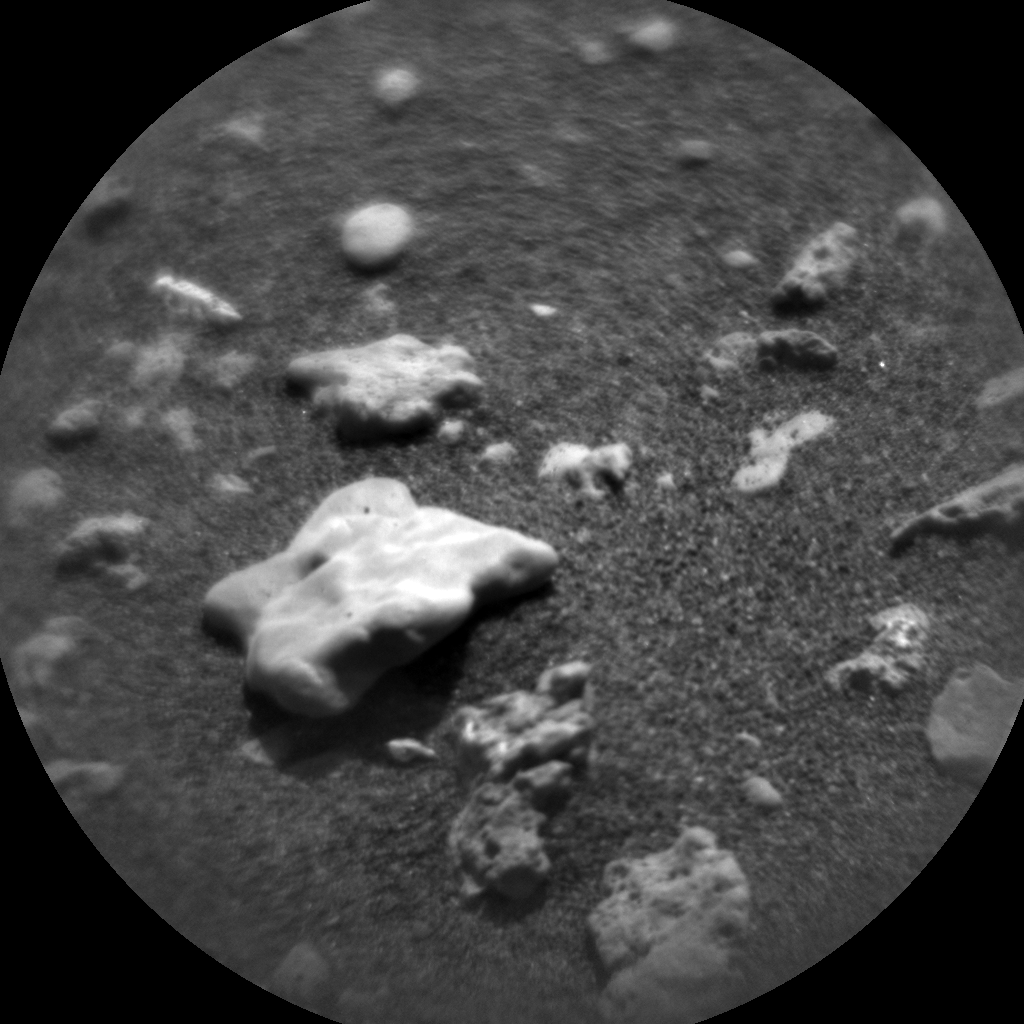 Nasa's Mars rover Curiosity acquired this image using its Chemistry & Camera (ChemCam) on Sol 2927, at drive 306, site number 83