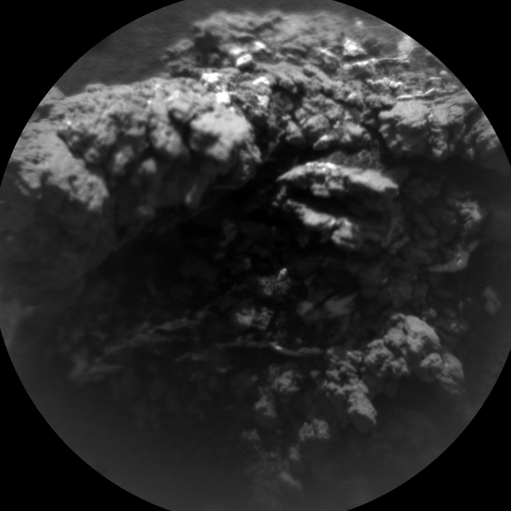 Nasa's Mars rover Curiosity acquired this image using its Chemistry & Camera (ChemCam) on Sol 2928, at drive 306, site number 83