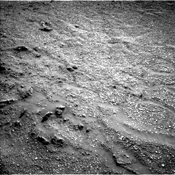 Nasa's Mars rover Curiosity acquired this image using its Left Navigation Camera on Sol 2929, at drive 324, site number 83