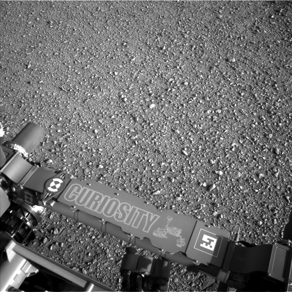 Nasa's Mars rover Curiosity acquired this image using its Left Navigation Camera on Sol 2929, at drive 424, site number 83