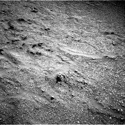 Nasa's Mars rover Curiosity acquired this image using its Right Navigation Camera on Sol 2929, at drive 312, site number 83
