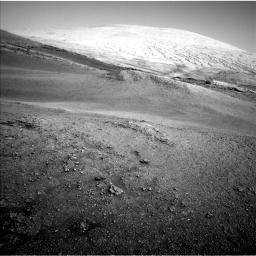 Nasa's Mars rover Curiosity acquired this image using its Left Navigation Camera on Sol 2931, at drive 448, site number 83