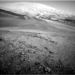 Nasa's Mars rover Curiosity acquired this image using its Left Navigation Camera on Sol 2931, at drive 460, site number 83
