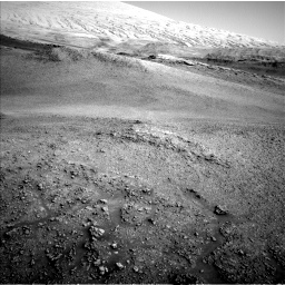 Nasa's Mars rover Curiosity acquired this image using its Left Navigation Camera on Sol 2931, at drive 466, site number 83