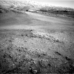 Nasa's Mars rover Curiosity acquired this image using its Left Navigation Camera on Sol 2931, at drive 472, site number 83