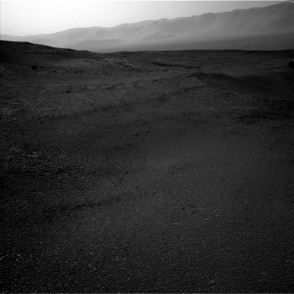 Nasa's Mars rover Curiosity acquired this image using its Left Navigation Camera on Sol 2931, at drive 682, site number 83