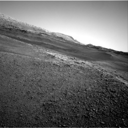 Nasa's Mars rover Curiosity acquired this image using its Right Navigation Camera on Sol 2931, at drive 424, site number 83