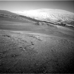 Nasa's Mars rover Curiosity acquired this image using its Right Navigation Camera on Sol 2931, at drive 436, site number 83