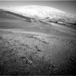 Nasa's Mars rover Curiosity acquired this image using its Right Navigation Camera on Sol 2931, at drive 454, site number 83