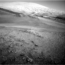 Nasa's Mars rover Curiosity acquired this image using its Right Navigation Camera on Sol 2931, at drive 460, site number 83