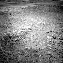 Nasa's Mars rover Curiosity acquired this image using its Right Navigation Camera on Sol 2931, at drive 526, site number 83