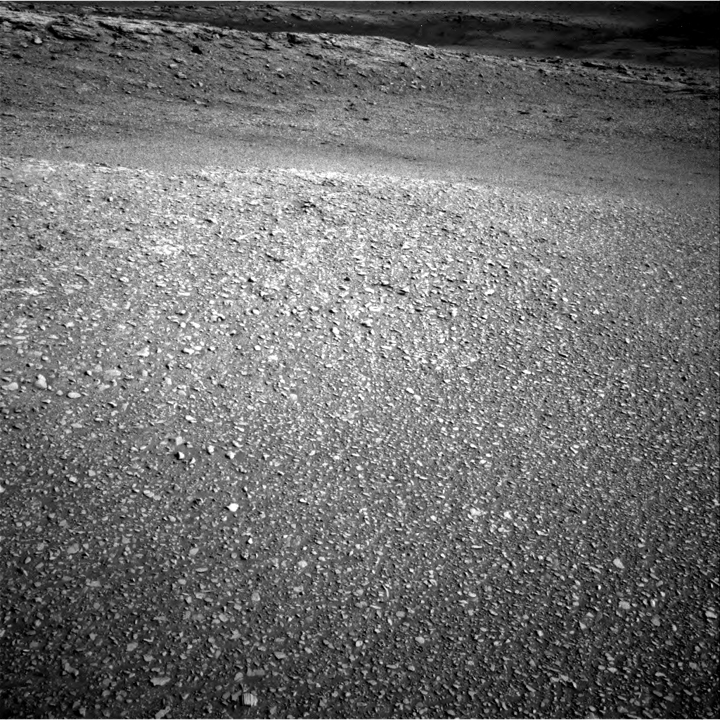 Nasa's Mars rover Curiosity acquired this image using its Right Navigation Camera on Sol 2931, at drive 646, site number 83