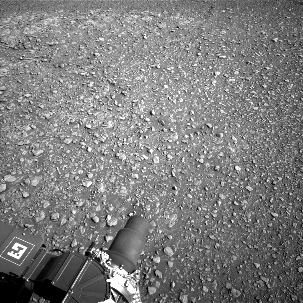 Nasa's Mars rover Curiosity acquired this image using its Right Navigation Camera on Sol 2931, at drive 682, site number 83