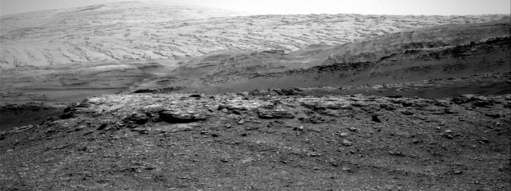Nasa's Mars rover Curiosity acquired this image using its Right Navigation Camera on Sol 2932, at drive 682, site number 83