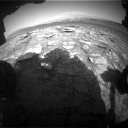 Nasa's Mars rover Curiosity acquired this image using its Front Hazard Avoidance Camera (Front Hazcam) on Sol 2933, at drive 910, site number 83