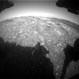 Nasa's Mars rover Curiosity acquired this image using its Front Hazard Avoidance Camera (Front Hazcam) on Sol 2933, at drive 820, site number 83