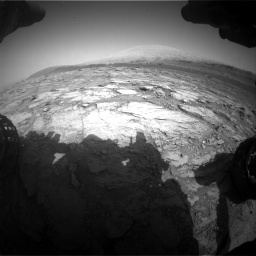 Nasa's Mars rover Curiosity acquired this image using its Front Hazard Avoidance Camera (Front Hazcam) on Sol 2933, at drive 862, site number 83