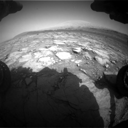 Nasa's Mars rover Curiosity acquired this image using its Front Hazard Avoidance Camera (Front Hazcam) on Sol 2933, at drive 868, site number 83