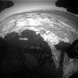Nasa's Mars rover Curiosity acquired this image using its Front Hazard Avoidance Camera (Front Hazcam) on Sol 2933, at drive 898, site number 83