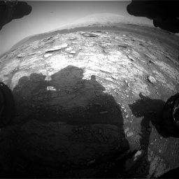 Nasa's Mars rover Curiosity acquired this image using its Front Hazard Avoidance Camera (Front Hazcam) on Sol 2933, at drive 904, site number 83