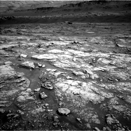 Nasa's Mars rover Curiosity acquired this image using its Left Navigation Camera on Sol 2933, at drive 820, site number 83
